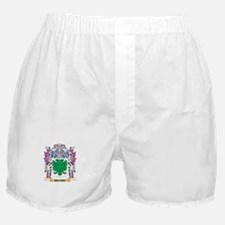 Brumby Coat of Arms (Family Crest) Boxer Shorts