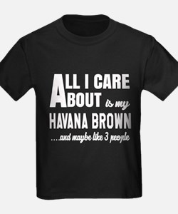 All I care about is my Havana Br T