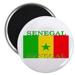 Senegal Senegalese Flag Magnet