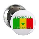 Senegal Senegalese Flag 2.25