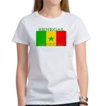 Senegal Senegalese Flag Women's T-Shirt