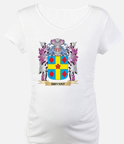 Bryant Coat of Arms (Family Cres Shirt