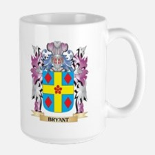 Bryant Coat of Arms (Family Crest) Mugs