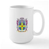 Bryant crest Large Mugs (15 oz)
