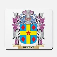 Bryant Coat of Arms (Family Crest) Mousepad