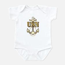 USN Infant Bodysuit