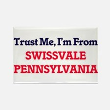 Trust Me, I'm from Swissvale Pennsylvania Magnets