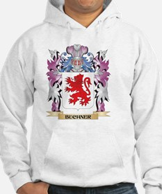 Buchner Coat of Arms (Family Cre Hoodie