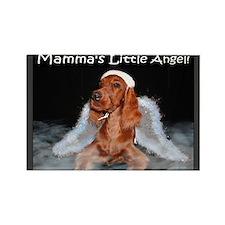 Angel Irish Setter Magnet