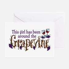 Grapevine Greeting Cards (Pk of 10)