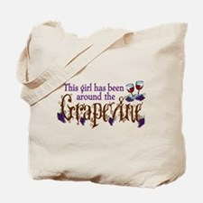 Grapevine Tote Bag