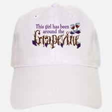 Grapevine Baseball Baseball Cap