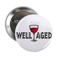 "Well Aged 2.25"" Button (100 pack)"