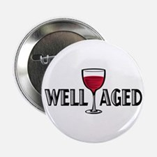 Well Aged Button