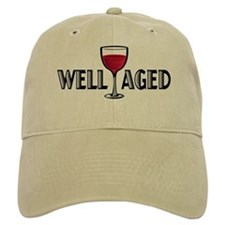 Well Aged Baseball Cap