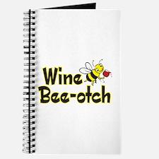 Wine Bee-Otch Journal