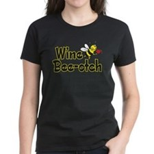 Wine Bee-Otch Tee