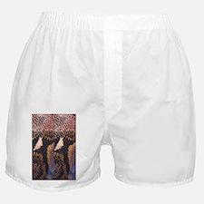Snakeskin Landscape Boxer Shorts