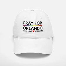 Pray For Orlando Baseball Baseball Cap