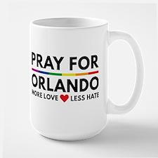Pray For Orlando Mugs