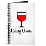 Winey Winer Journal