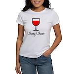 Winey Winer Women's T-Shirt