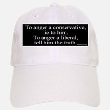 Political Psychology Baseball Baseball Cap