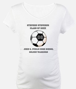 Class Year Soccer Number Name | School Shirt