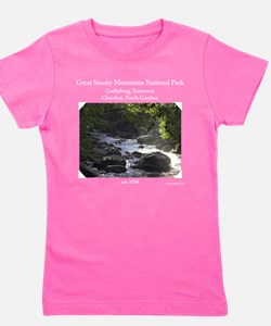 Cute National forests Girl's Tee