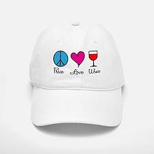 Peace Love Wine Cap