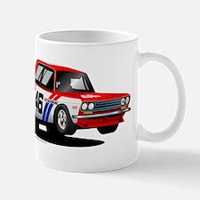 BRE Datsun 510 #46 Mug