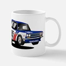 BRE Datsun 510 #85 Mugs