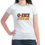 G-ZUS LOVES ME Jr. Ringer T-Shirt