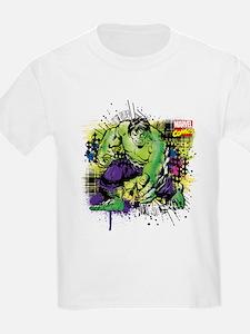 Hulk Watercolor T-Shirt