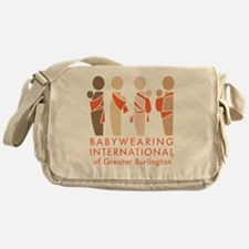 Cute Babywearing international Messenger Bag
