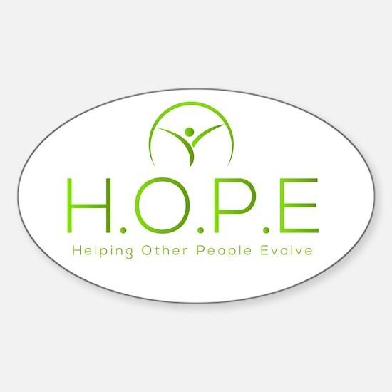 HOPE Decal