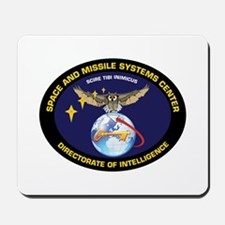 Space & Missile Cntr D o I Mousepad