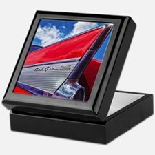 Red Bel Air Keepsake Box