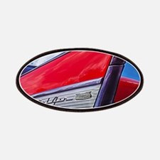 Red Bel Air Patch