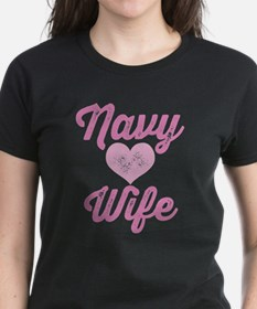 Navy Wife gift T-Shirt