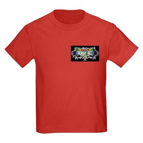 Murray Hill (Black) Kids Dark T-Shirt