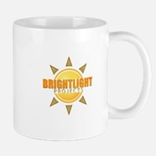 Bright Light Projects Logo Mugs