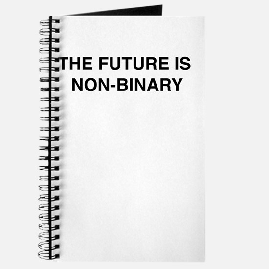 The Future Is Non Binary - Nonbinary Pride Journal