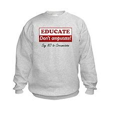 Educate Sweatshirt