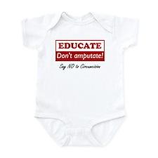 Educate Infant Bodysuit