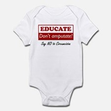 Educate Infant Bodysuit