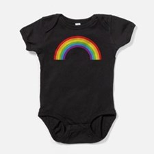 Cute Equal love equal rights Baby Bodysuit