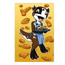 "Shivae! ""Potato!"" Postcards (Package of 8)"