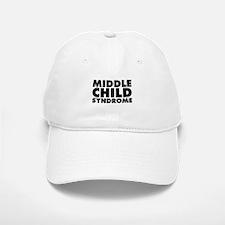 Middle Child Syndrome Baseball Baseball Cap