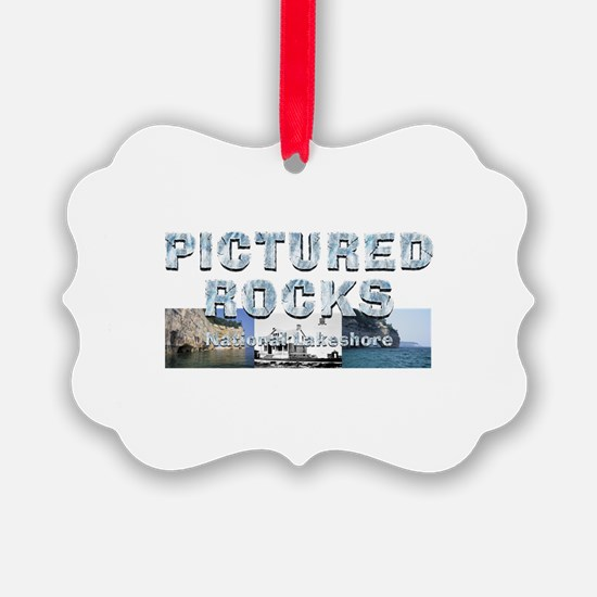 ABH Pictured Rocks Ornament